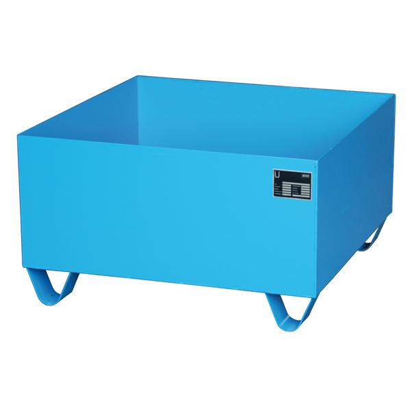 auffangwanne 210 liter auffangvolumen 3 mm stahlblech. Black Bedroom Furniture Sets. Home Design Ideas