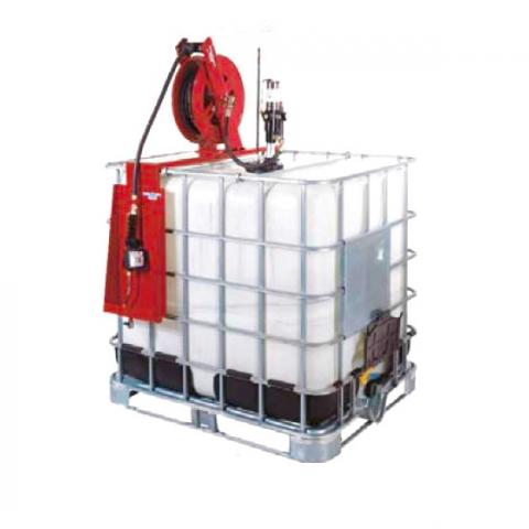 frisch labgabeset mit 1000 liter ibc tank. Black Bedroom Furniture Sets. Home Design Ideas