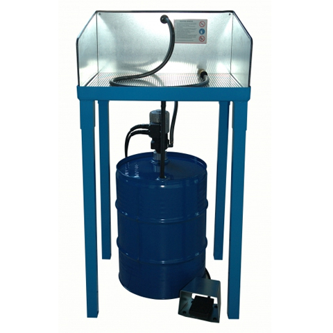 kleinteilereiniger rkr 50 2 d 50 60 liter f sser pneum pumpe. Black Bedroom Furniture Sets. Home Design Ideas