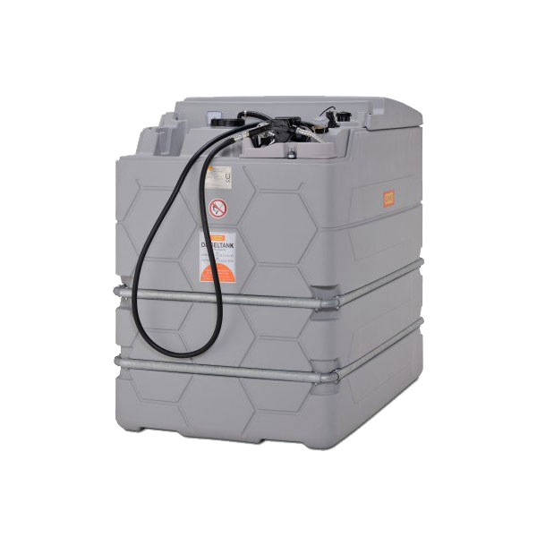 Dieseltank - Indoor - Basic - 1500 l - 56 L/Min.