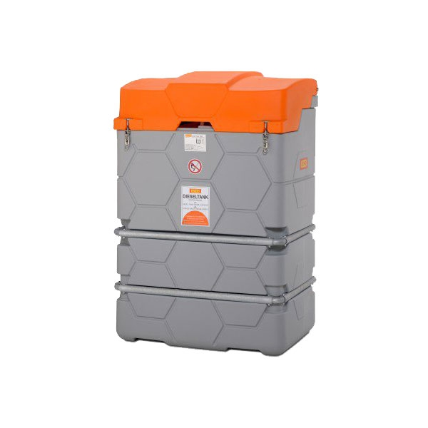Dieseltank - Outdoor - Basic - 1000 l - 56 L/Min.
