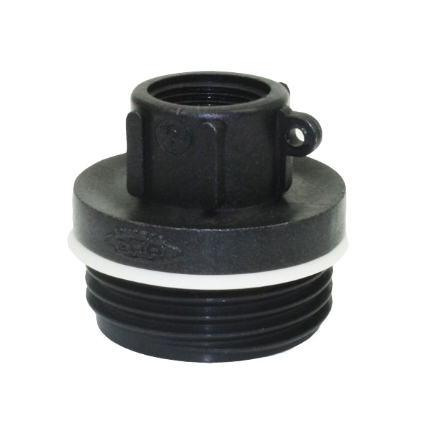 Fass Adapter S56x4 TriSure auf 3/4