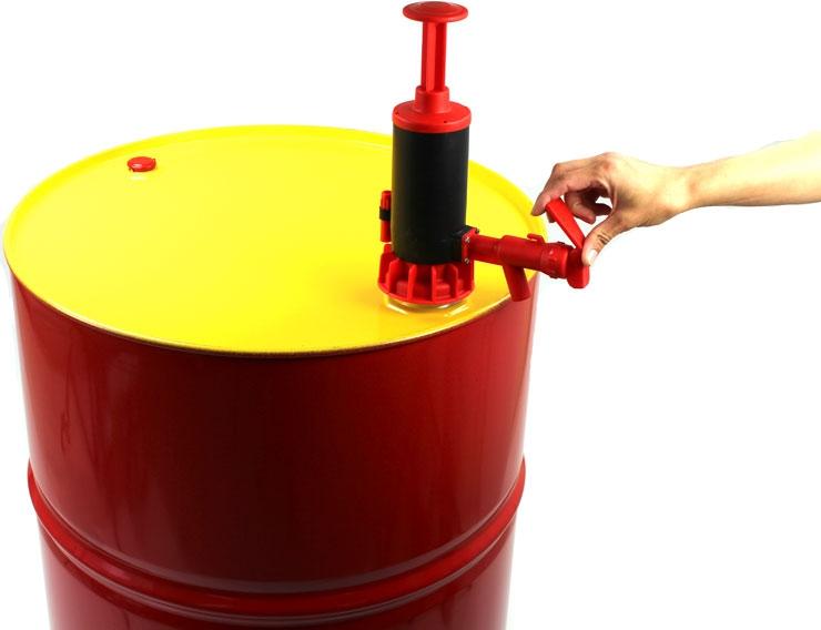 Großartig Handpumpe - ST-07 - für 20-Liter-Kanister bis 200-Liter-Fässer EY35